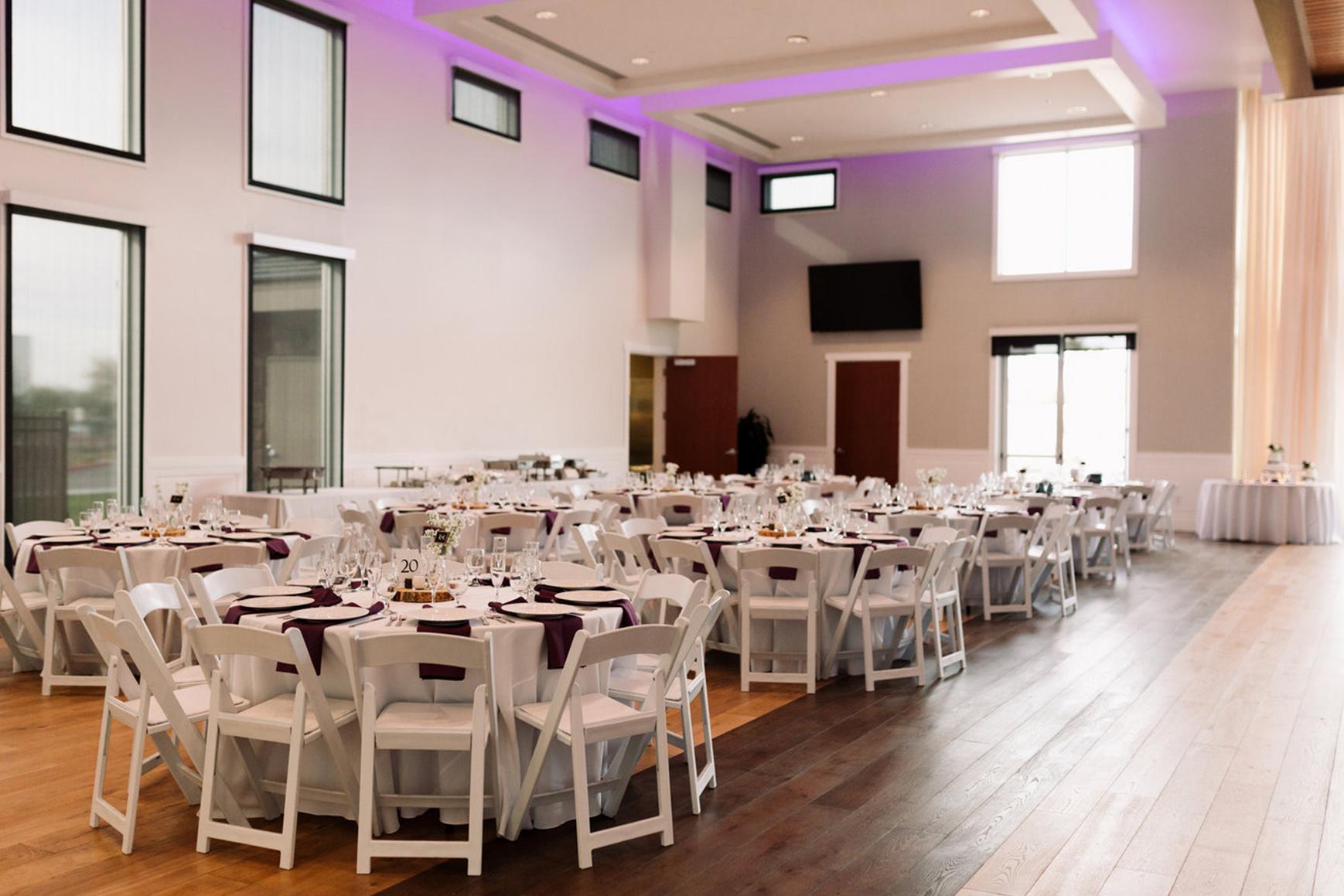 Wedding reception - Colby Falls - Gilbert, Arizona - Maricopa County - Wedgewood Weddings