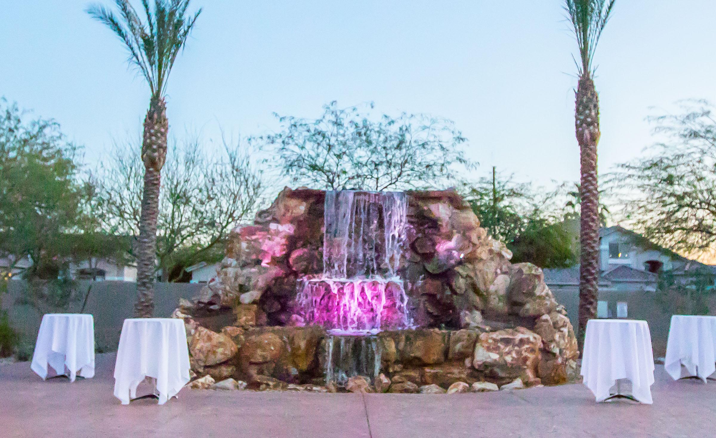 Wedding party - Colby Falls - Gilbert, Arizona - Maricopa County - Wedgewood Weddings