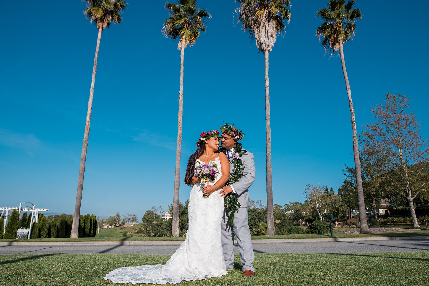 Charming Couple - Eagle Ridge - Gilroy, California - Santa Clara County - Wedgewood Weddings