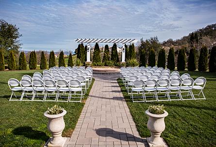 Stunning Ceremony - Eagle Ridge - Gilroy, California - Santa Clara County - Wedgewood Weddings Site