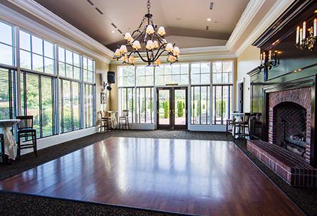 Dance Floor - Eagle Ridge - Gilroy, California - Santa Clara County - Wedgewood Weddings