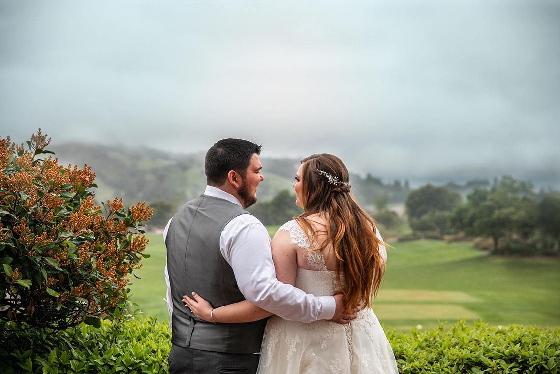 Beautiful grounds for breathtaking photos - Eagle Ridge - Gilroy, California - Santa Clara County - Wedgewood Weddings