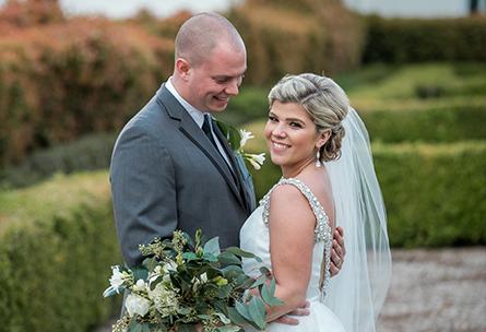 Smiling Couple - Eagle Ridge - Gilroy, California - Santa Clara County - Wedgewood Weddings