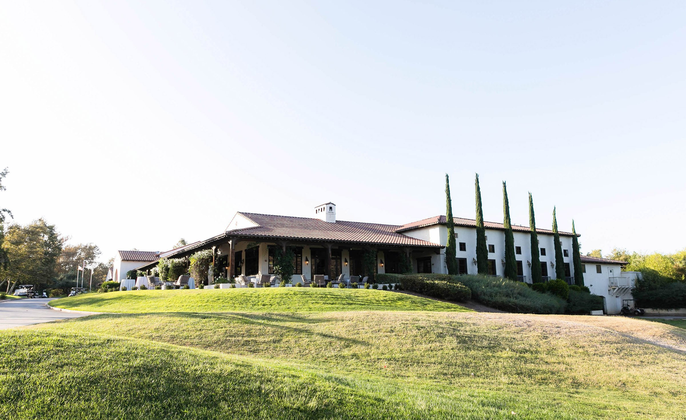 From a distance - Fallbrook - Fallbrook, California - San Diego County - Wedgewood Weddings