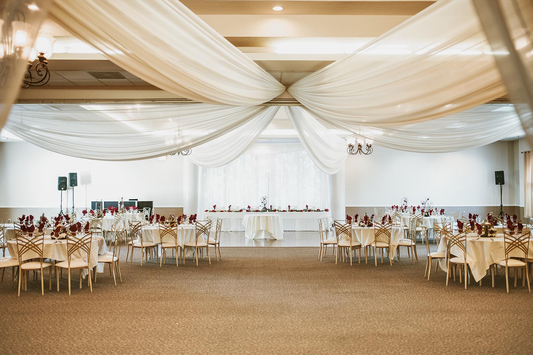 Reception styling - Fresno - Fresno, California - Frenso County - Wedgewood Weddngs