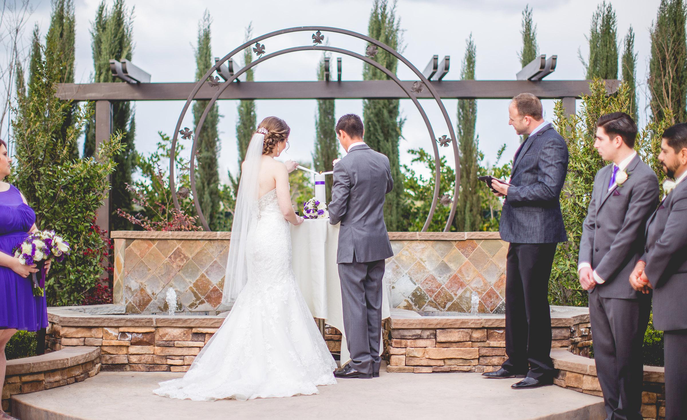 Ceremony - Fresno - Fresno, California - Frenso County - Wedgewood Weddngs
