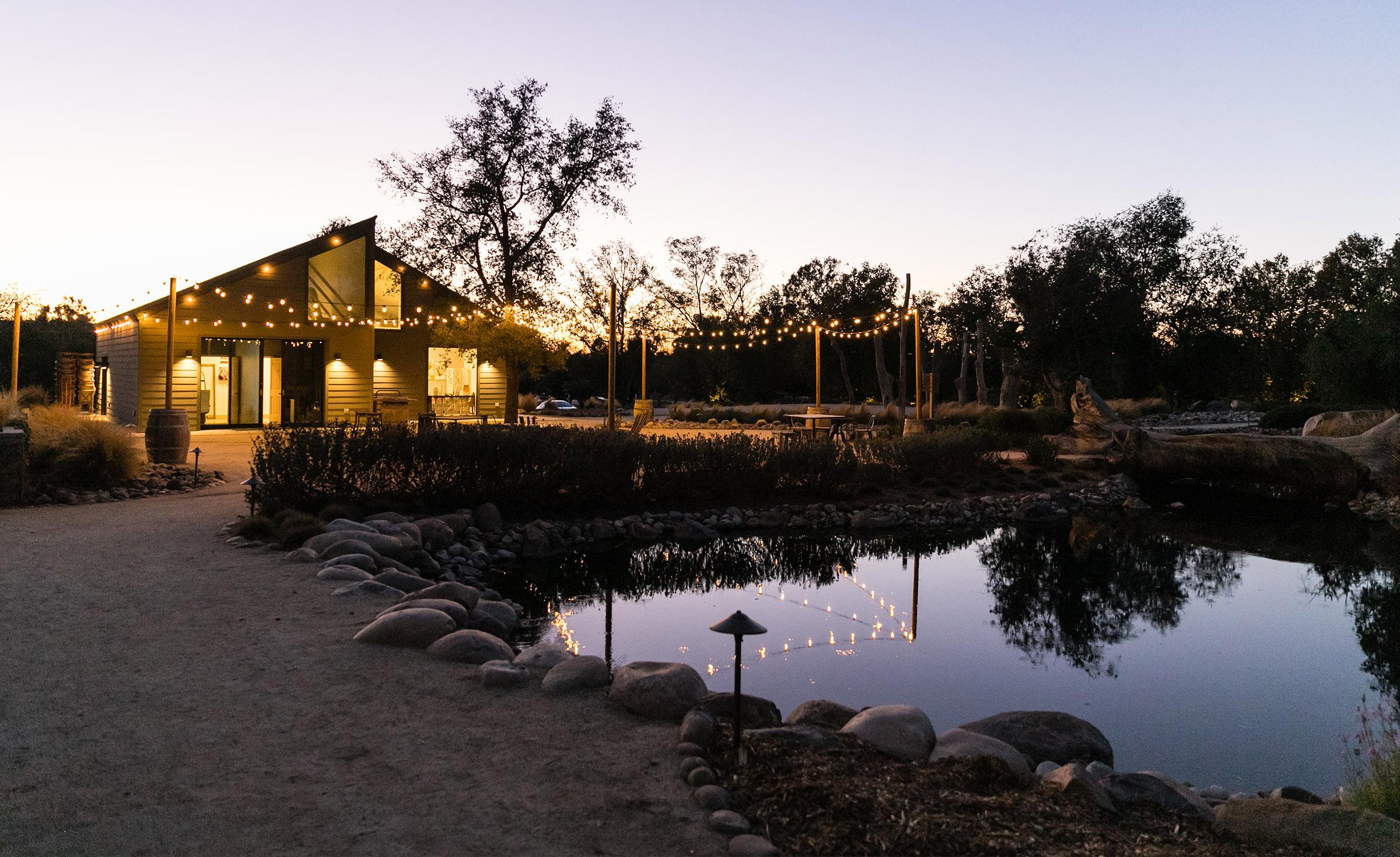 Sunset exterior - Temecula, California - Riverside County - Wedgewood Weddings