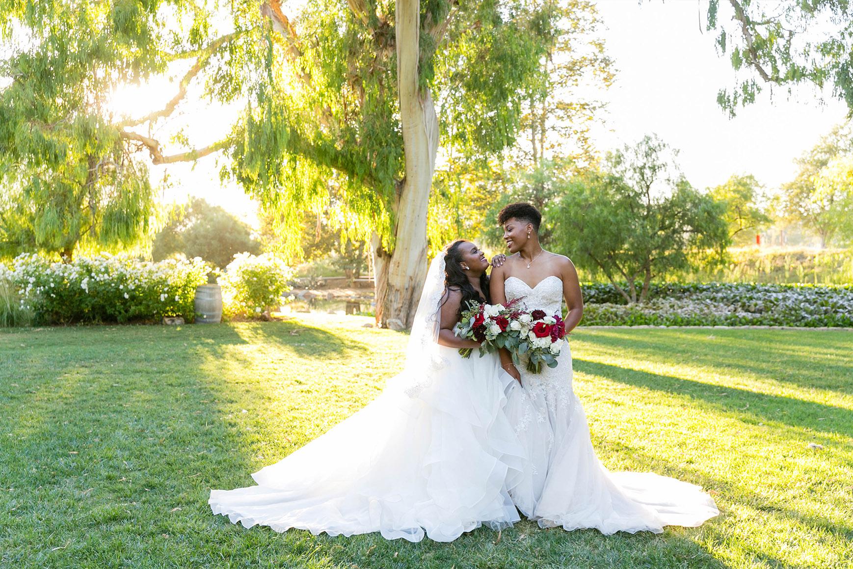 Romantic couple - Galway Downs - Temecula, California - Riverside County - Wedgewood Weddings