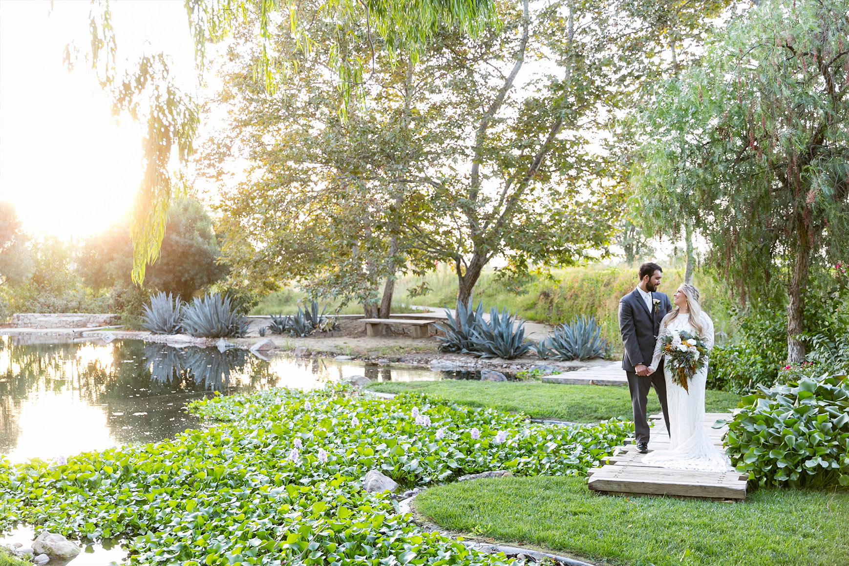 Lush grounds - Galway Downs - Temecula, California - Riverside County - Wedgewood Weddings