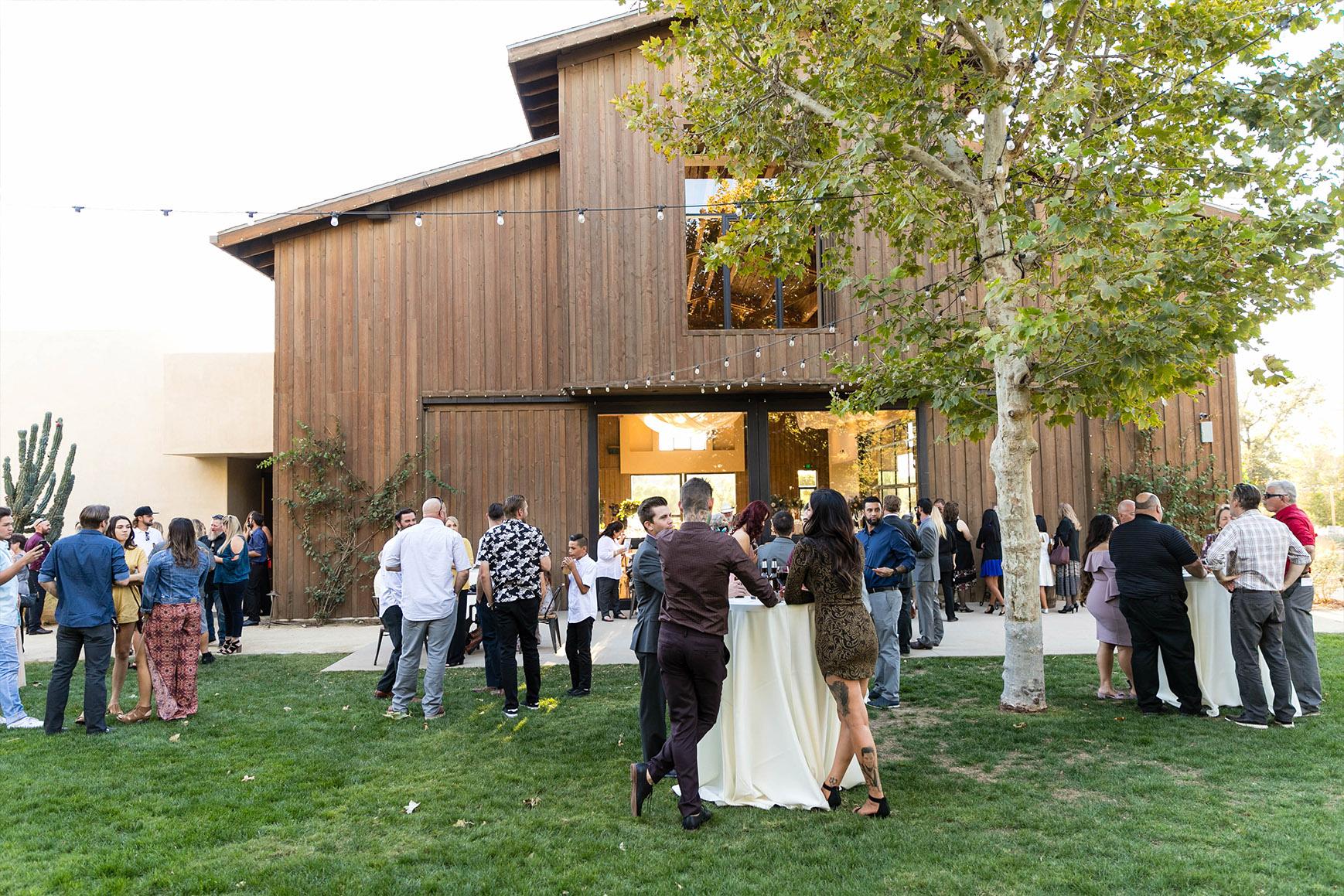Cocktail Hour - Galway Downs - Temecula, California - Riverside County - Wedgewood Weddings