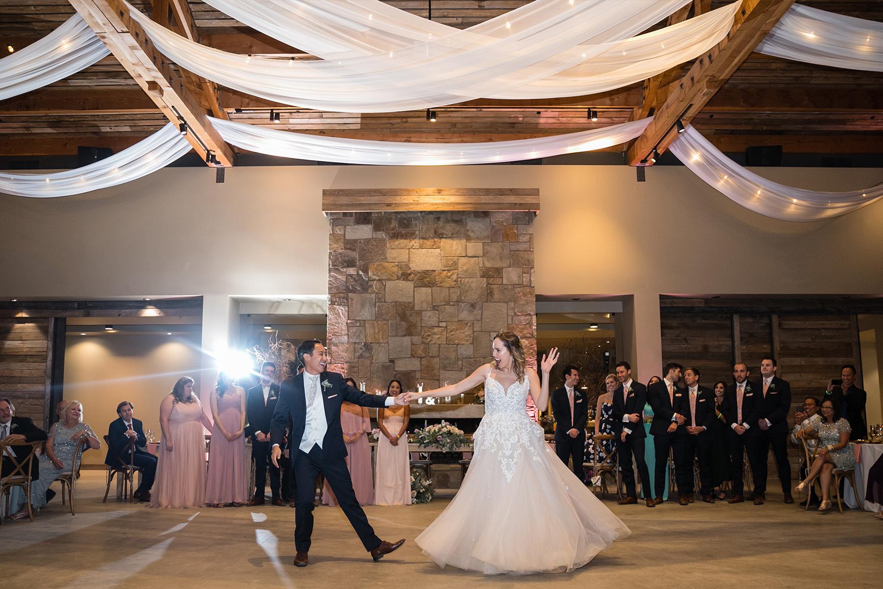 First Dance - Galway Downs - Temecula, California - Riverside County - Wedgewood Weddings