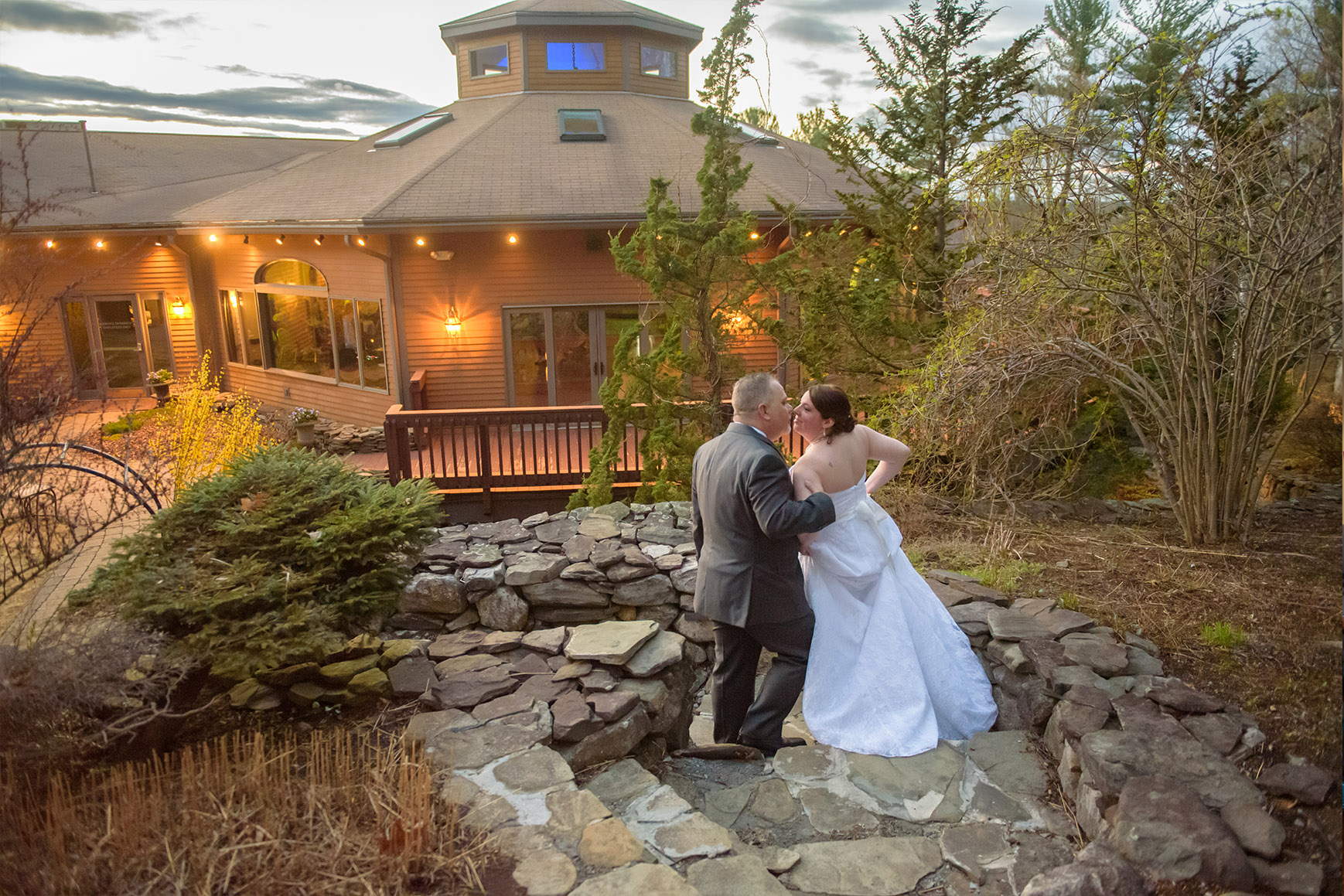 Lovely couple - Granite Rose - Hampstead, New Hampshire - Rockingham County - Wedgewood Weddings