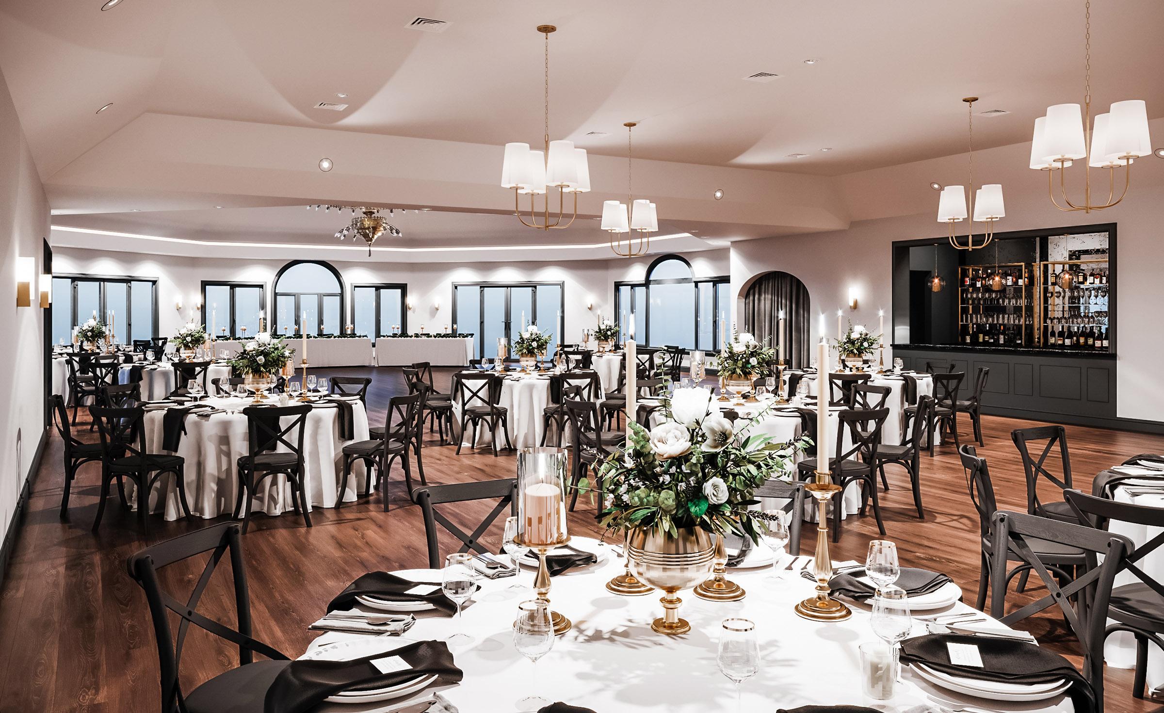 Exterior- Granite Rose - Hampstead, New Hampshire - Rockingham County - Wedgewood Weddings