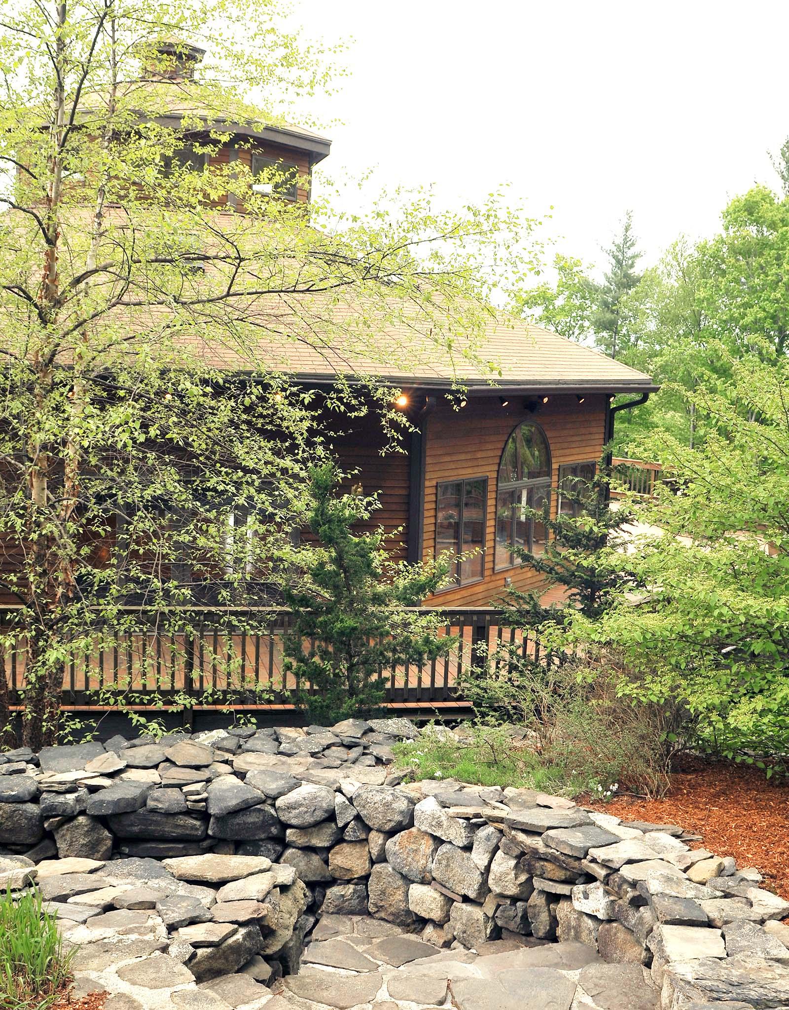 Exterior - Granite Rose - Hampstead, New Hampshire - Rockingham County - Wedgewood Weddings