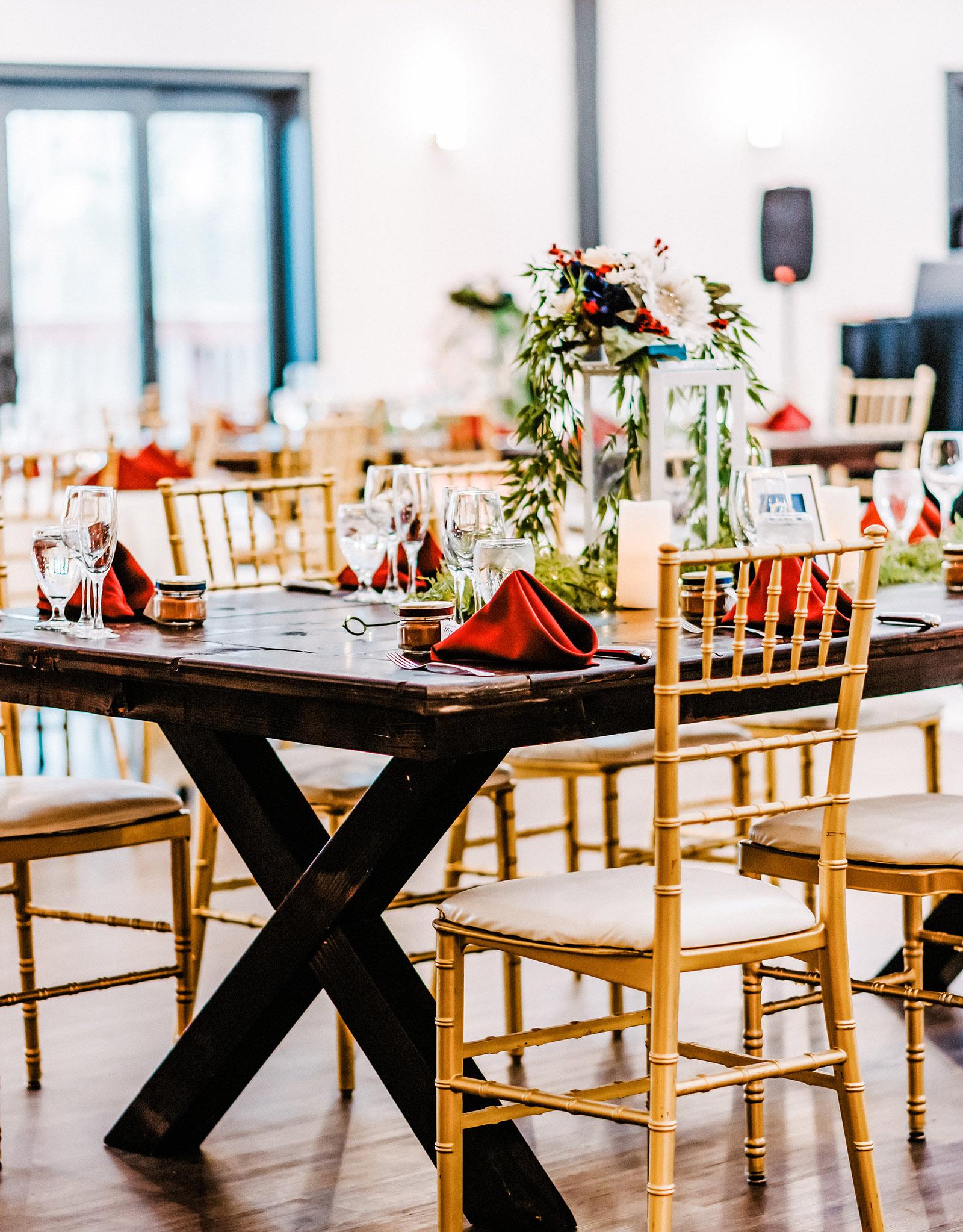 Reception - Granite Rose - Hampstead, New Hampshire - Rockingham County - Wedgewood Weddings