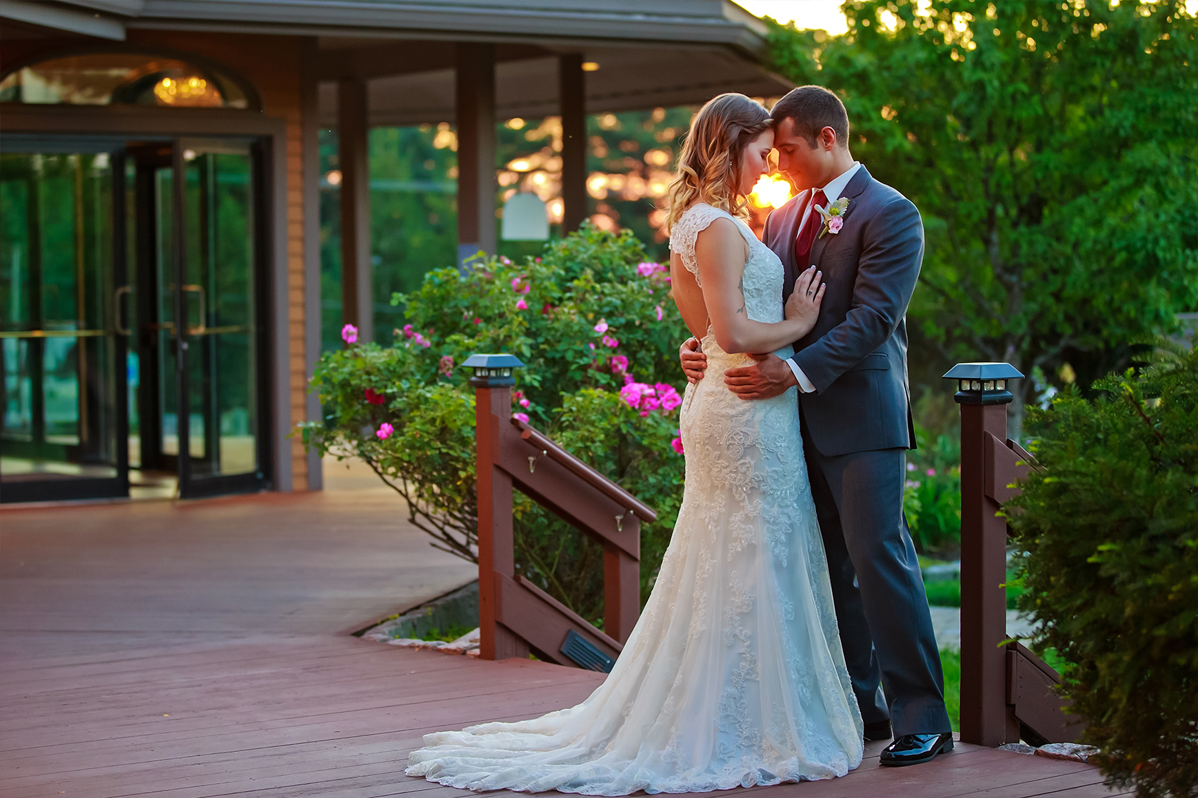 Lovely couple - Granite Rose - Hampstead, New Hampshire - Rockingham County - Wedgewood Weddings