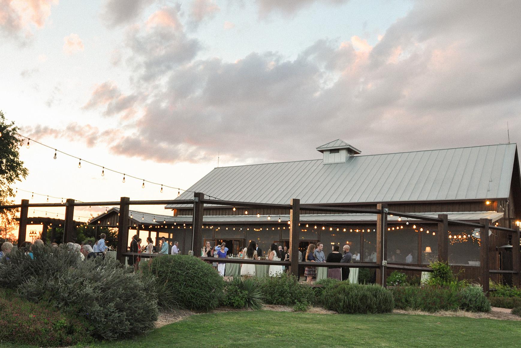 Cocktail Hour  - Hofmann Ranch - Castroville, Texas - Medina County - Wedgewood Weddings
