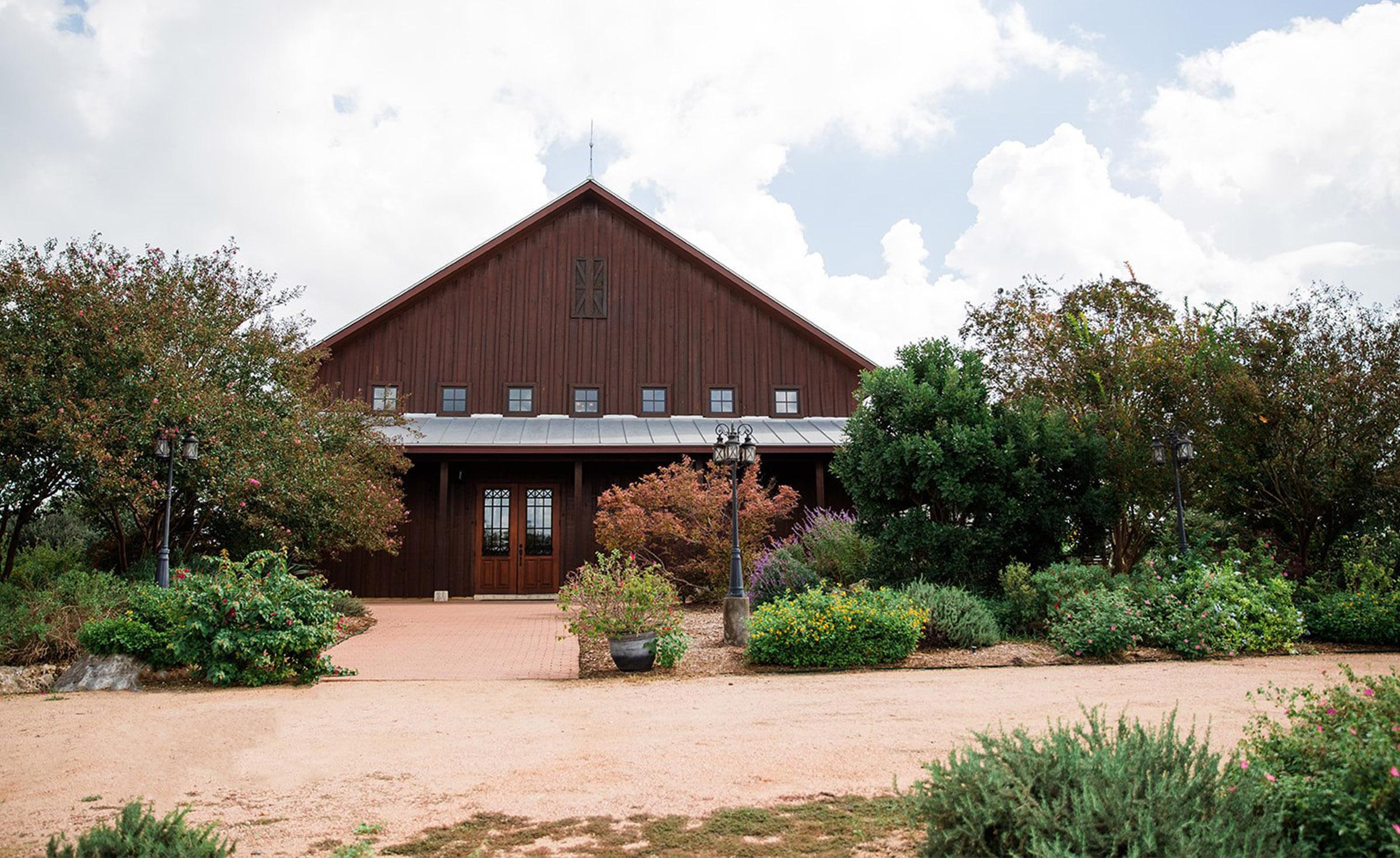 Exterior - Hofmann Ranch - Castroville, Texas - Medina County - Wedgewood Weddings