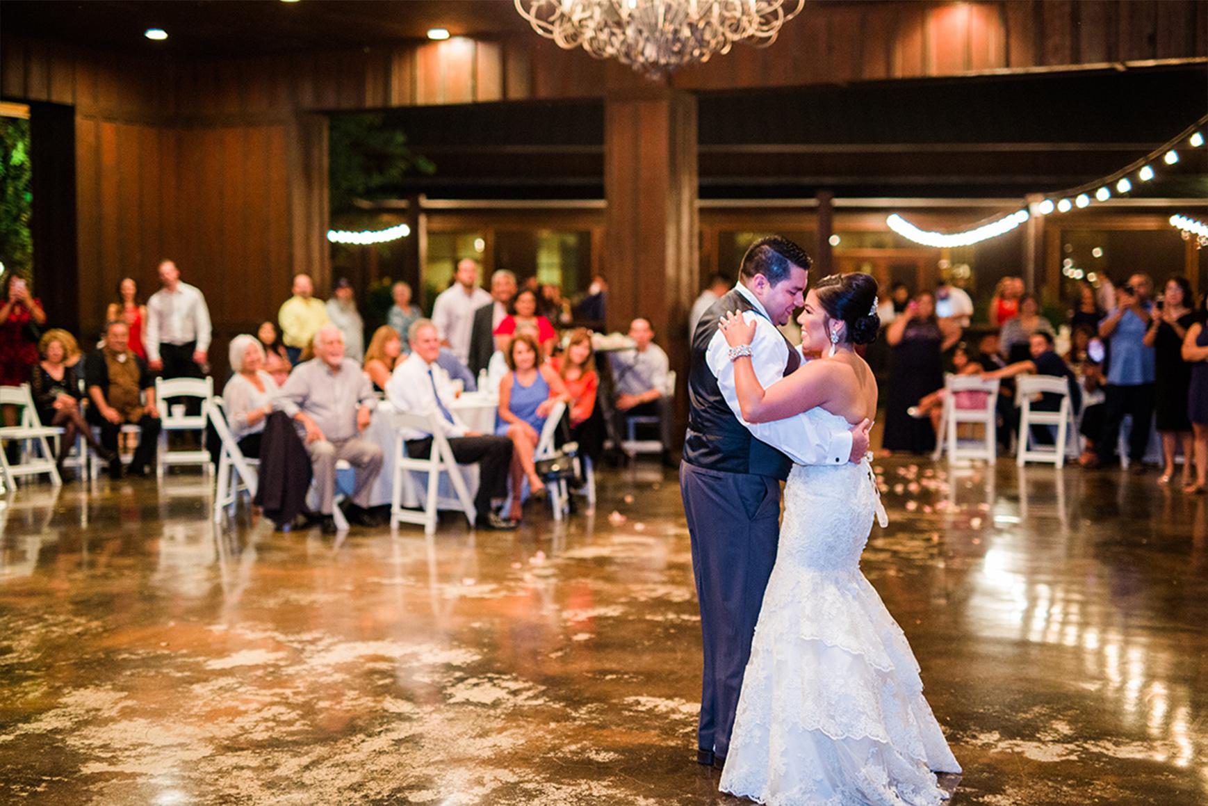 First Dance  - Hofmann Ranch - Castroville, Texas - Medina County - Wedgewood Weddings