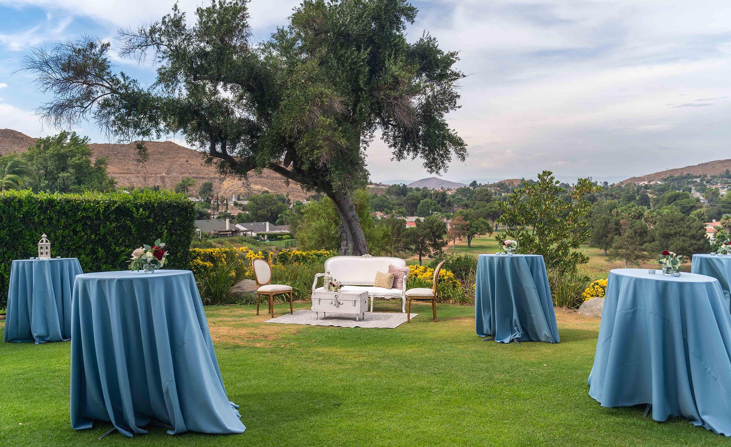Fun receptions - Indian Hills - Riverside, California - Riverside County - Wedgewood Weddings