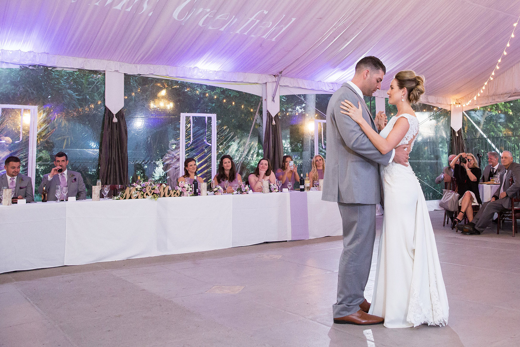 First Dance - Jefferson Street Mansion - Benicia, California - Solano County - Wedgewood Weddings