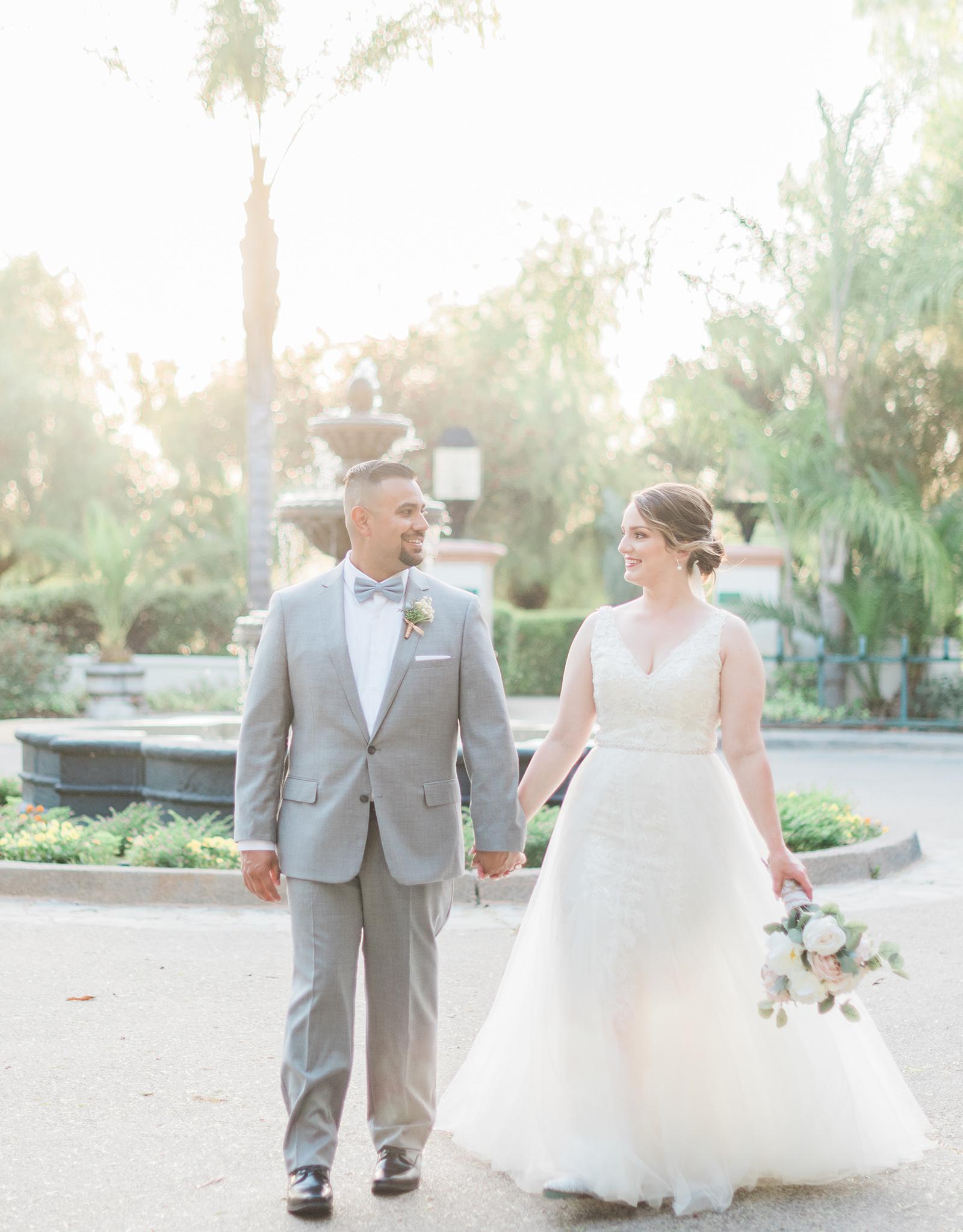 Ceremony Celebration - Menifee Lakes - Menifee, California - Riverside County - Wedgewood Weddings