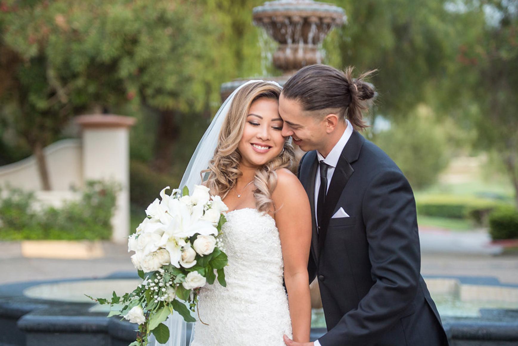 Intimate moments - Menifee Lakes - Menifee, California - Riverside County - Wedgewood Weddings