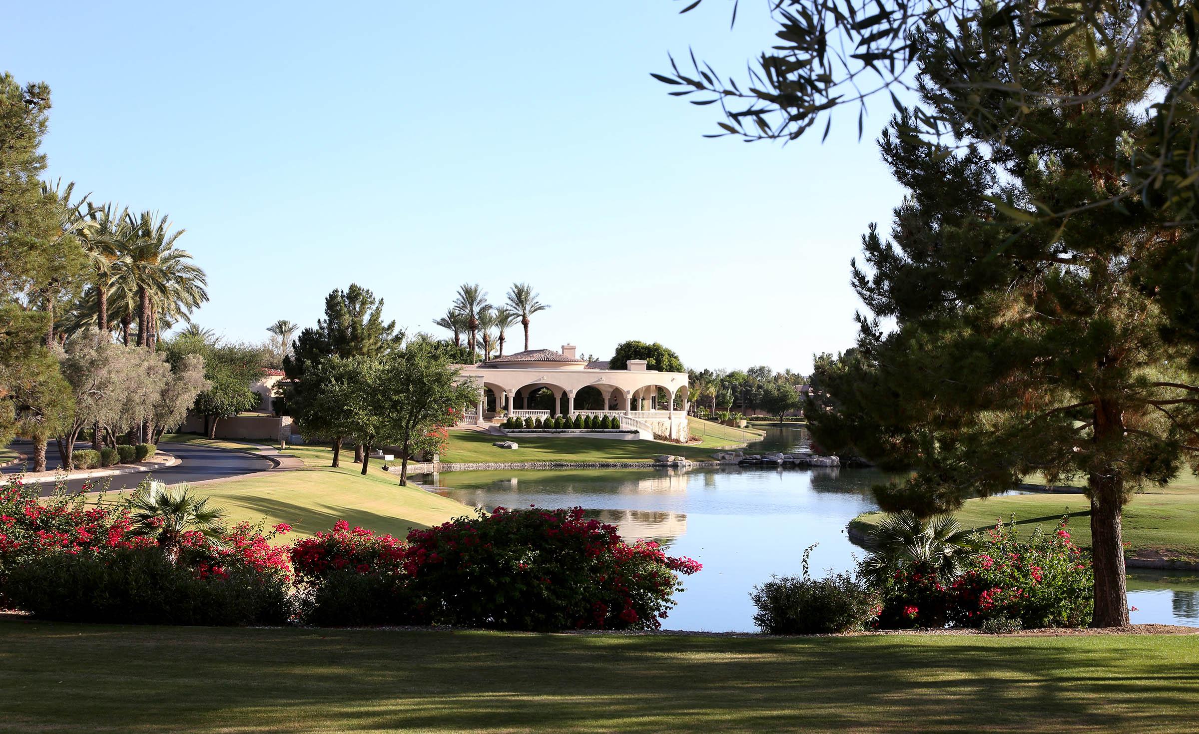 Exterior - Ocotillo - Chandler, Arizona - Maricopa County - Wedgewood Weddings