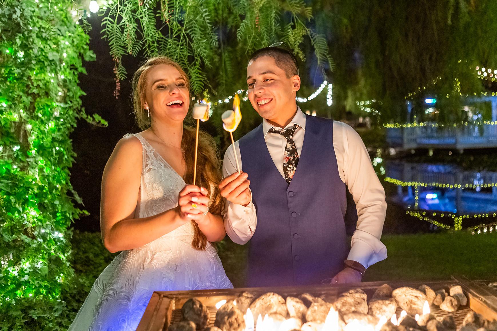 S'mores Galore  - Orchard - Menifee, California - Riverside County - Wedgewood Weddings