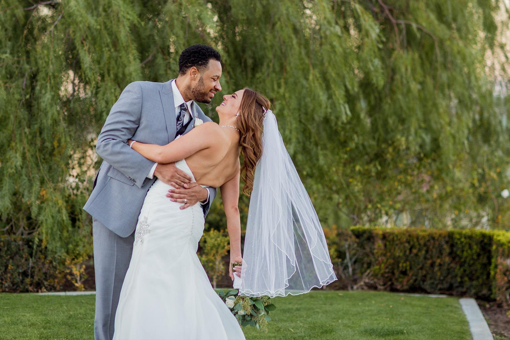 Tender moments - The Retreat - Corona, California - Riverside County - Wedgewood Weddings