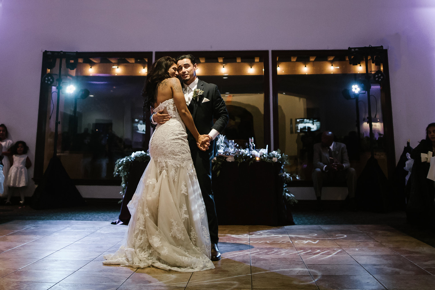 First Dance at Wedgewood Weddings Sterling Hills – Ventura County