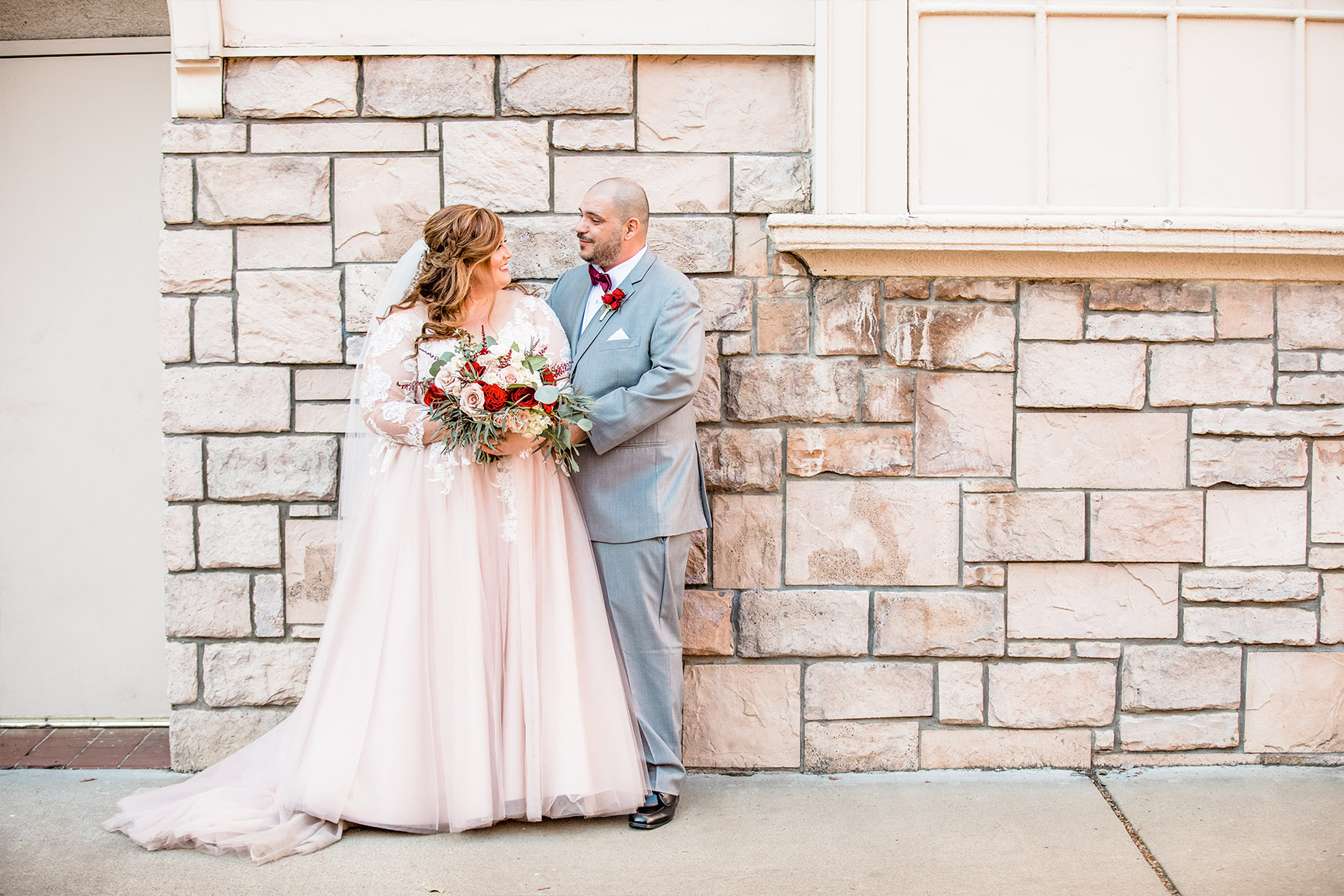 Bride & Groom - Sacramento, California - Sacramento County - Wedgewood Weddings