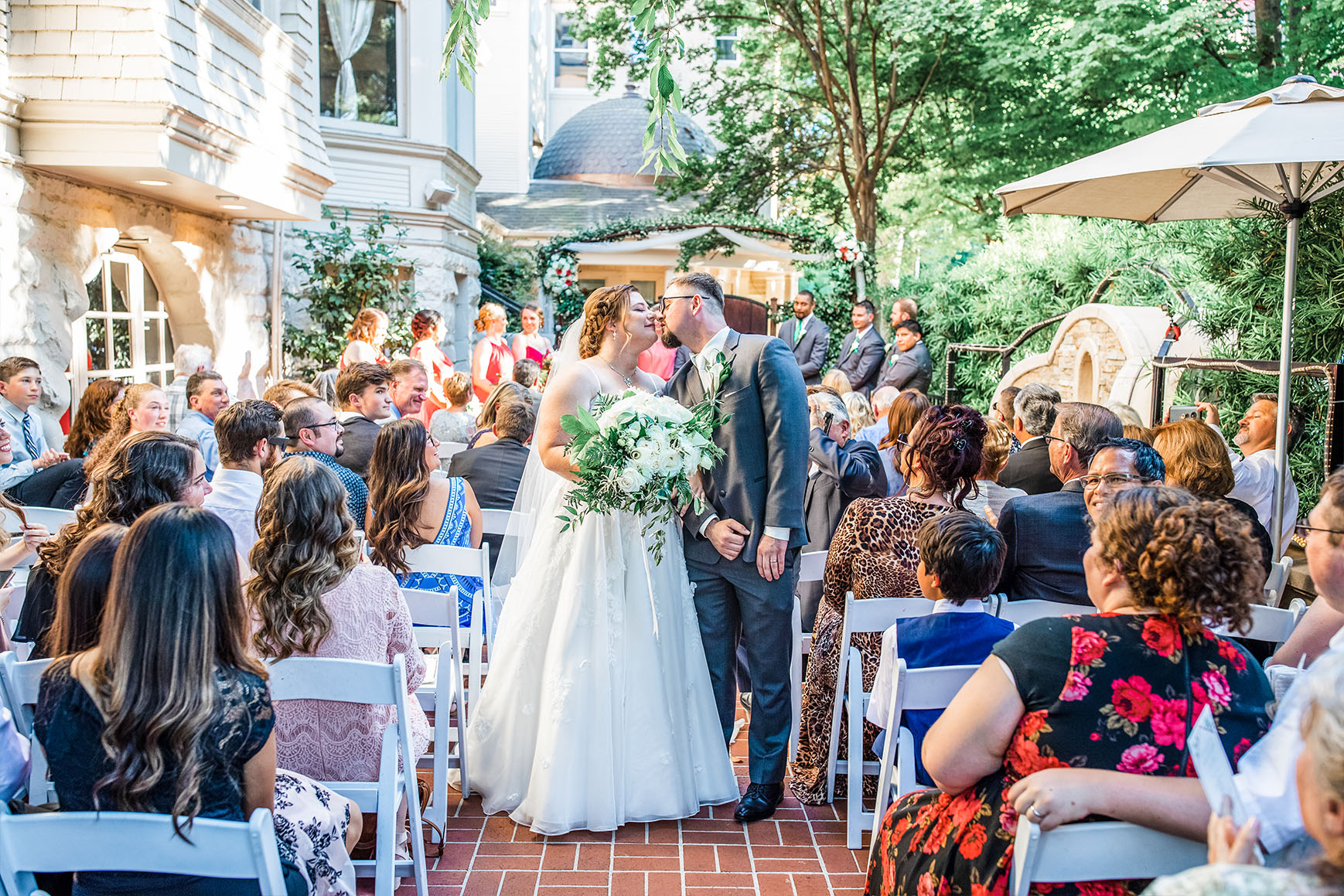 Wedding Ceremony - Sacramento, California - Sacramento County - Wedgewood Weddings