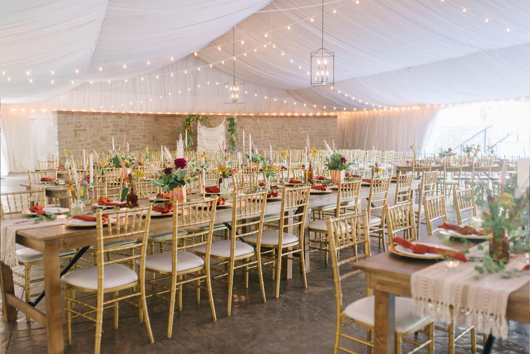 Banquet Hall - Stonebridge Manor - Mesa, Arizona - Maricopa County - Wedgewood Weddings