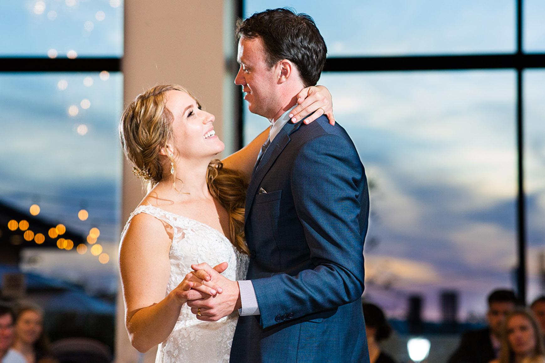 First Dance - University Club -Irvine, California - Orange County - Wedgewood Weddings