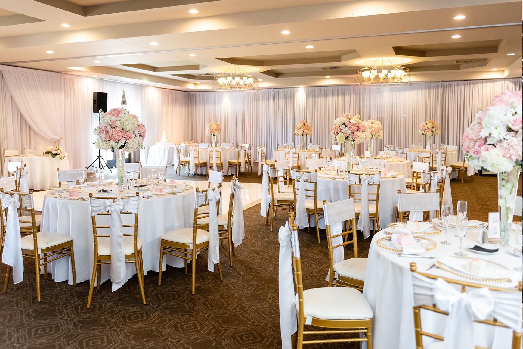 Banquet Room - Vellano - Chino Hills, California - San Bernardino County - Wedgewood Weddings