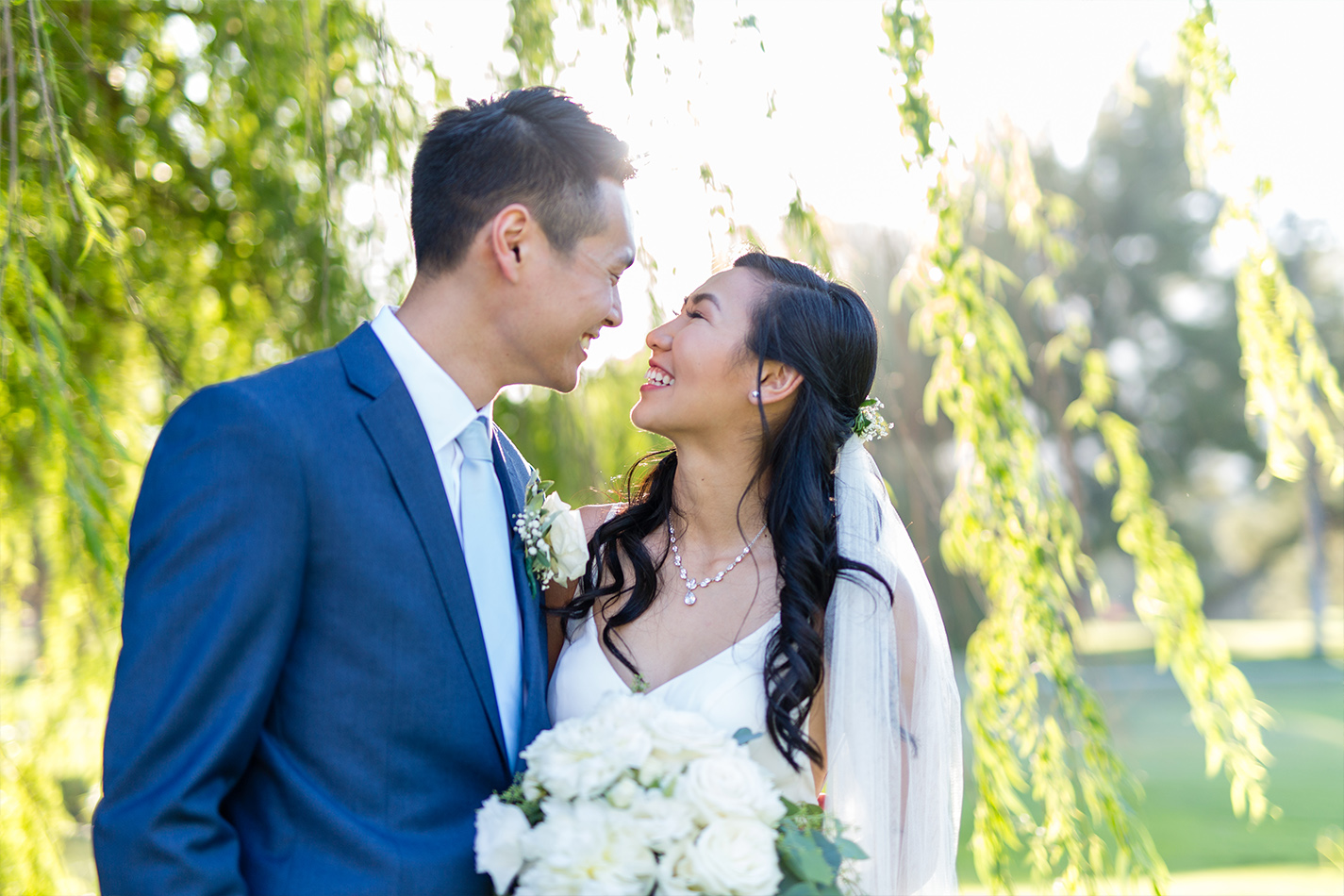 Outdoor wedding oasis - Sierra La Verne - La Verne, California - Claremont Area - Los Angeles County - Wedgewood Weddings